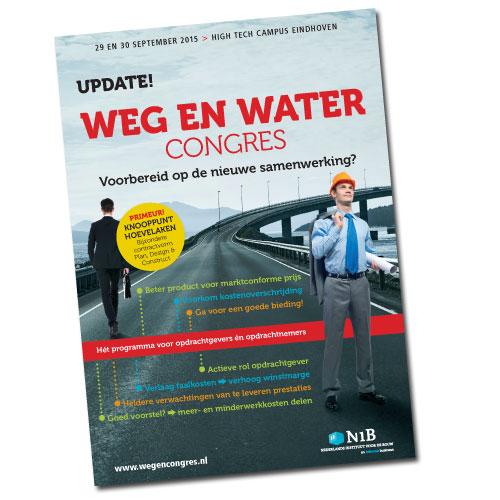 brochure weg en watercongres